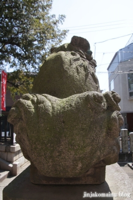 下神明天祖神社(品川区二葉)13