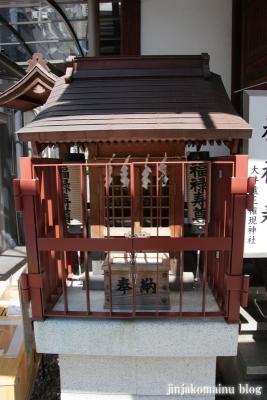 大井蔵王大権現神社(品川区大井)8