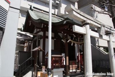 大井蔵王大権現神社(品川区大井)4