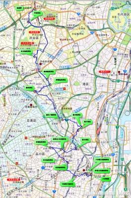 新宿~大井町