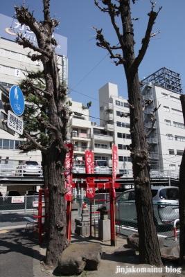 伏見玉光稲荷神社(品川区大井)1