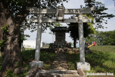 金比羅宮(日野市新町)2