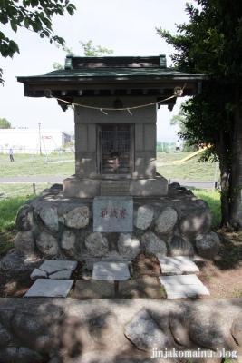金比羅宮(日野市新町)4