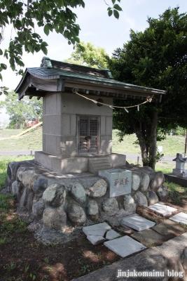 金比羅宮(日野市新町)5
