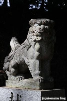 東光寺神明社(日野市栄町)6