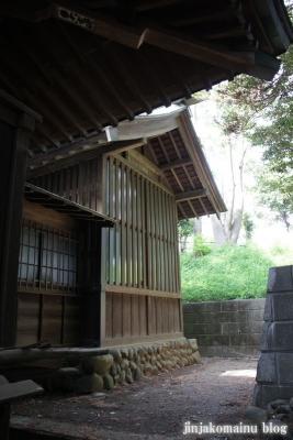 東光寺神明社(日野市栄町)9
