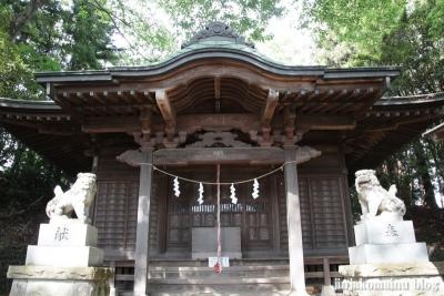 東光寺神明社(日野市栄町)3