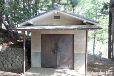 東光寺神明社(日野市栄町)7