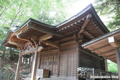 東光寺神明社(日野市栄町)8