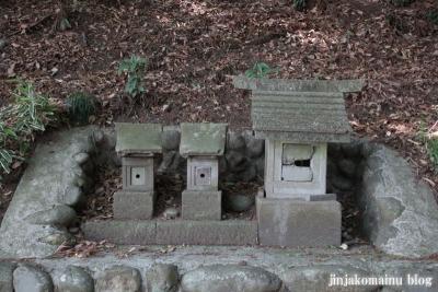 東光寺神明社(日野市栄町)10