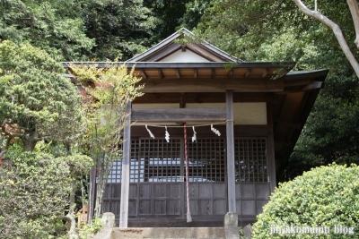 八雲神社(八王子市滝山町)2