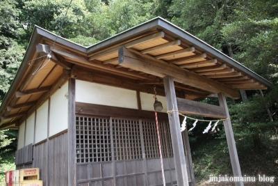八雲神社(八王子市滝山町)3