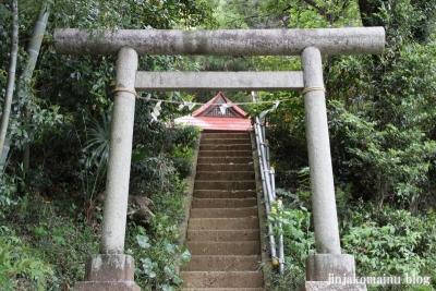 新明神社(八王子市滝山町)1