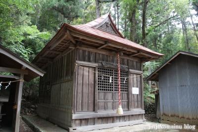 新明神社(八王子市滝山町)3