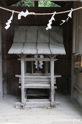 新明神社(八王子市滝山町)4