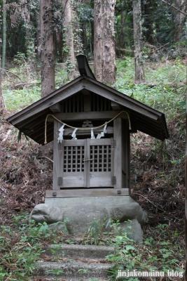 新明神社(八王子市滝山町)5