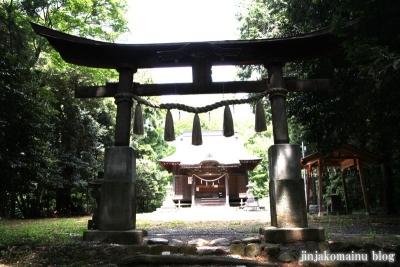 御嶽神社(八王子市丹木町)3