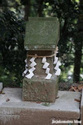 御嶽神社(八王子市丹木町)15
