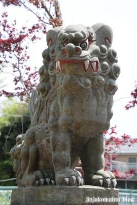 勝手神社(八王子市加住町)6