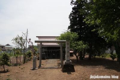 勝手神社(八王子市加住町)1