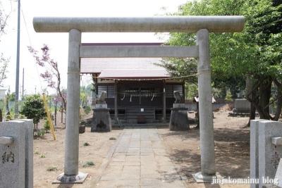 勝手神社(八王子市加住町)3