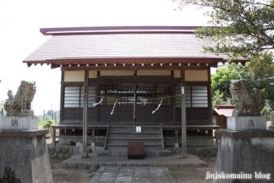 勝手神社(八王子市加住町)7