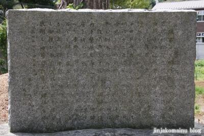 勝手神社(八王子市加住町)11