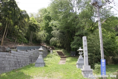 新明神社(八王子市加住町)1