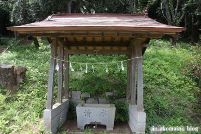 新明神社(八王子市加住町)5