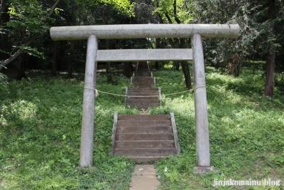 新明神社(八王子市加住町)6