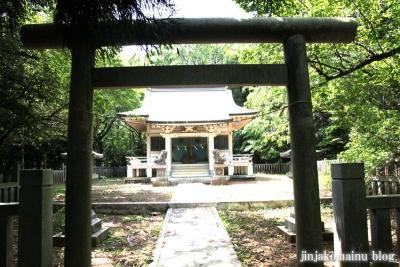 新明神社(八王子市加住町)7