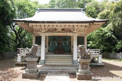 新明神社(八王子市加住町)11