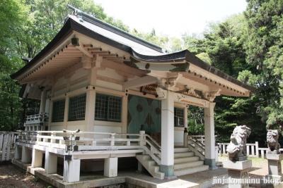 新明神社(八王子市加住町)12