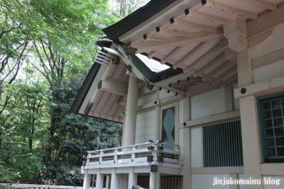新明神社(八王子市加住町)13