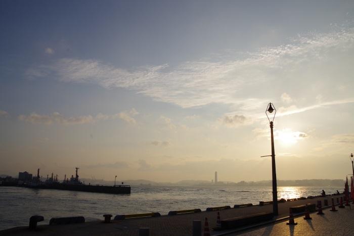 黄昏門司港