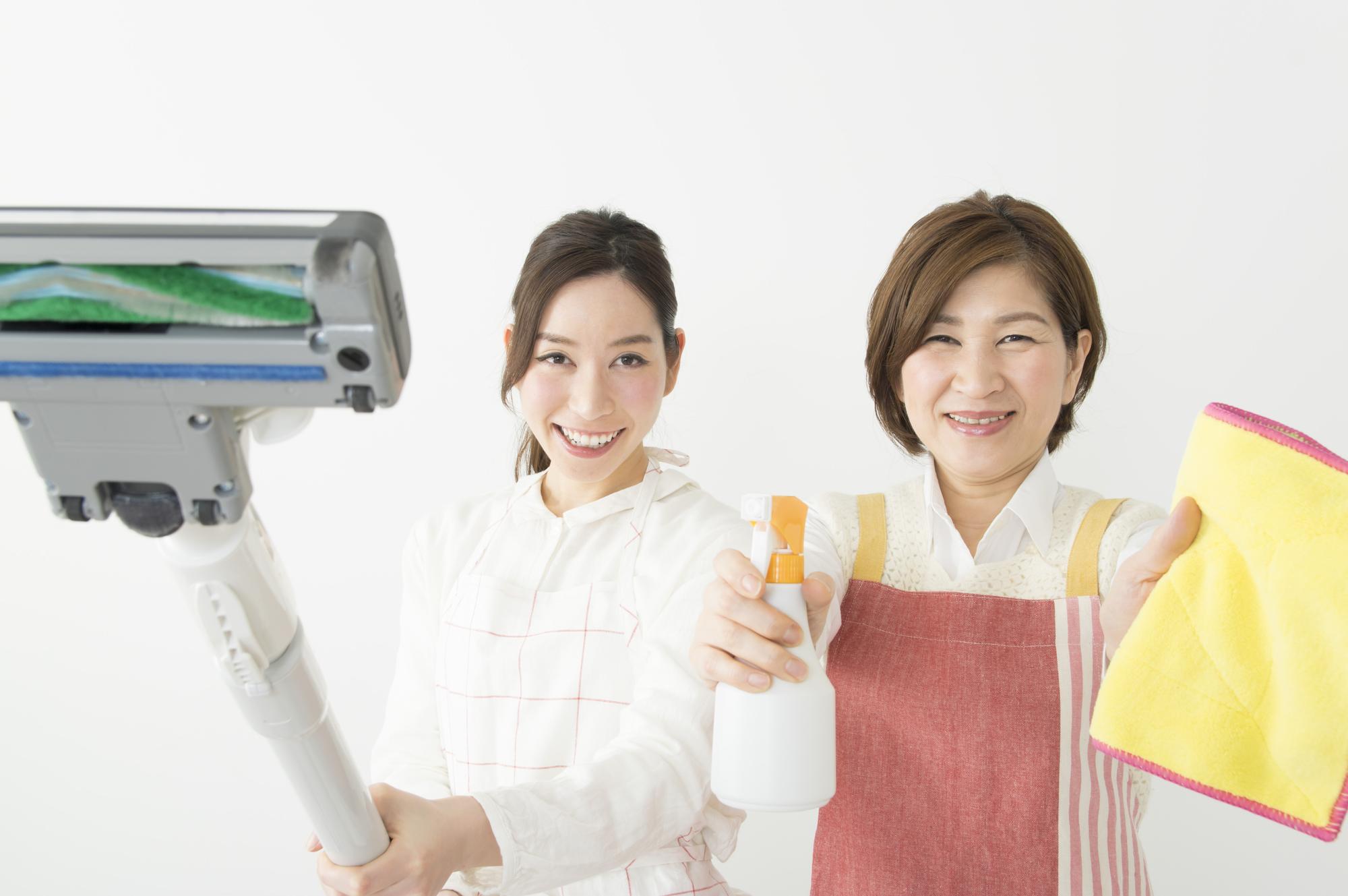 お掃除・お料理・家政婦さん募集