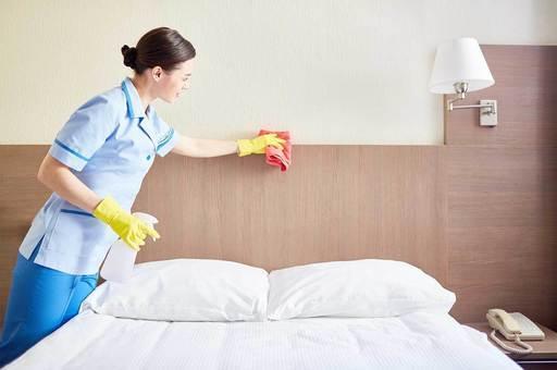 ホテル、旅館清掃バイト