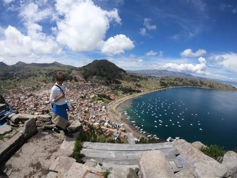 チチカカ湖9