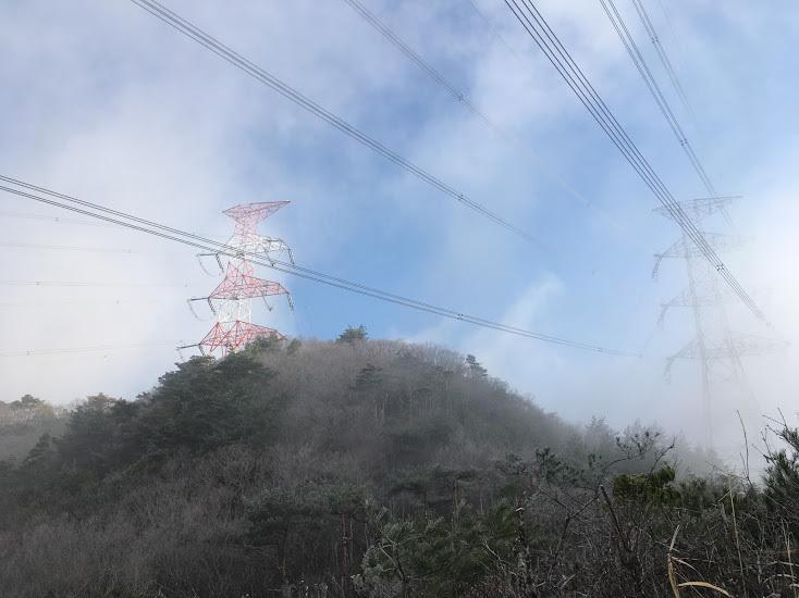 2018高岳/赤白鉄塔