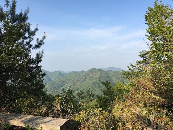 2018白髪岳/景色
