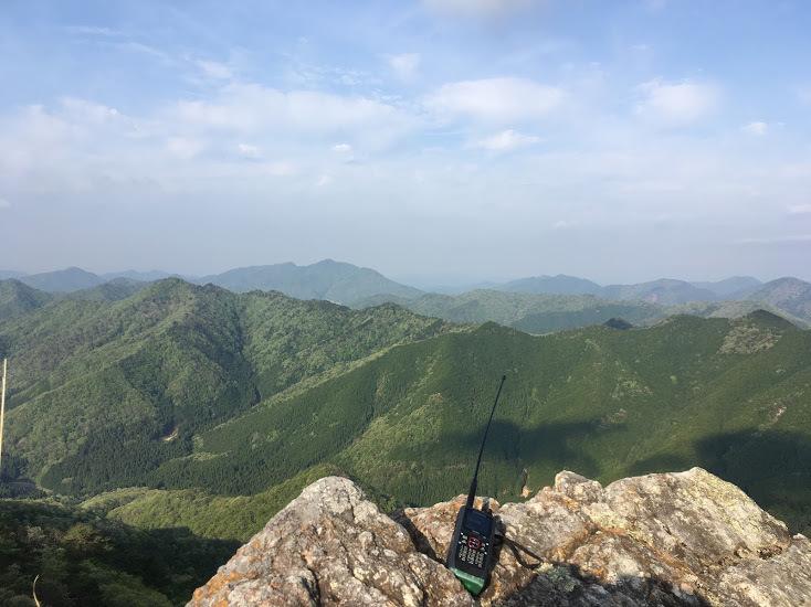 2018白髪岳/岩場
