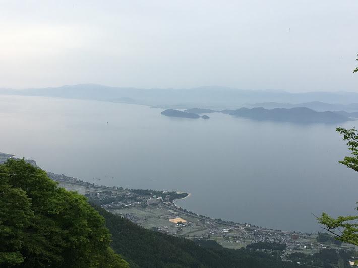 2018蓬莱山/竹生島