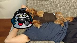 犬太郎とパパ