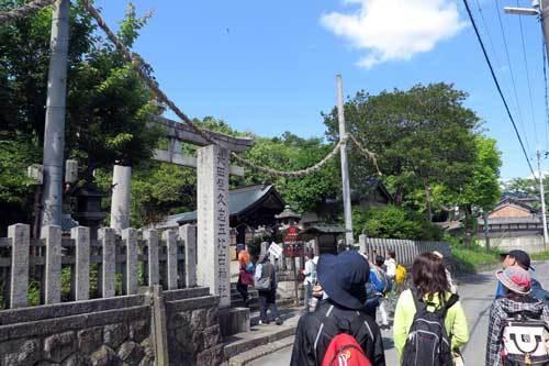 180510矢田坐久志玉比古神社