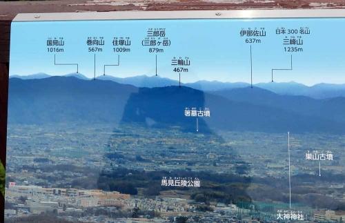 180614宇陀の山々