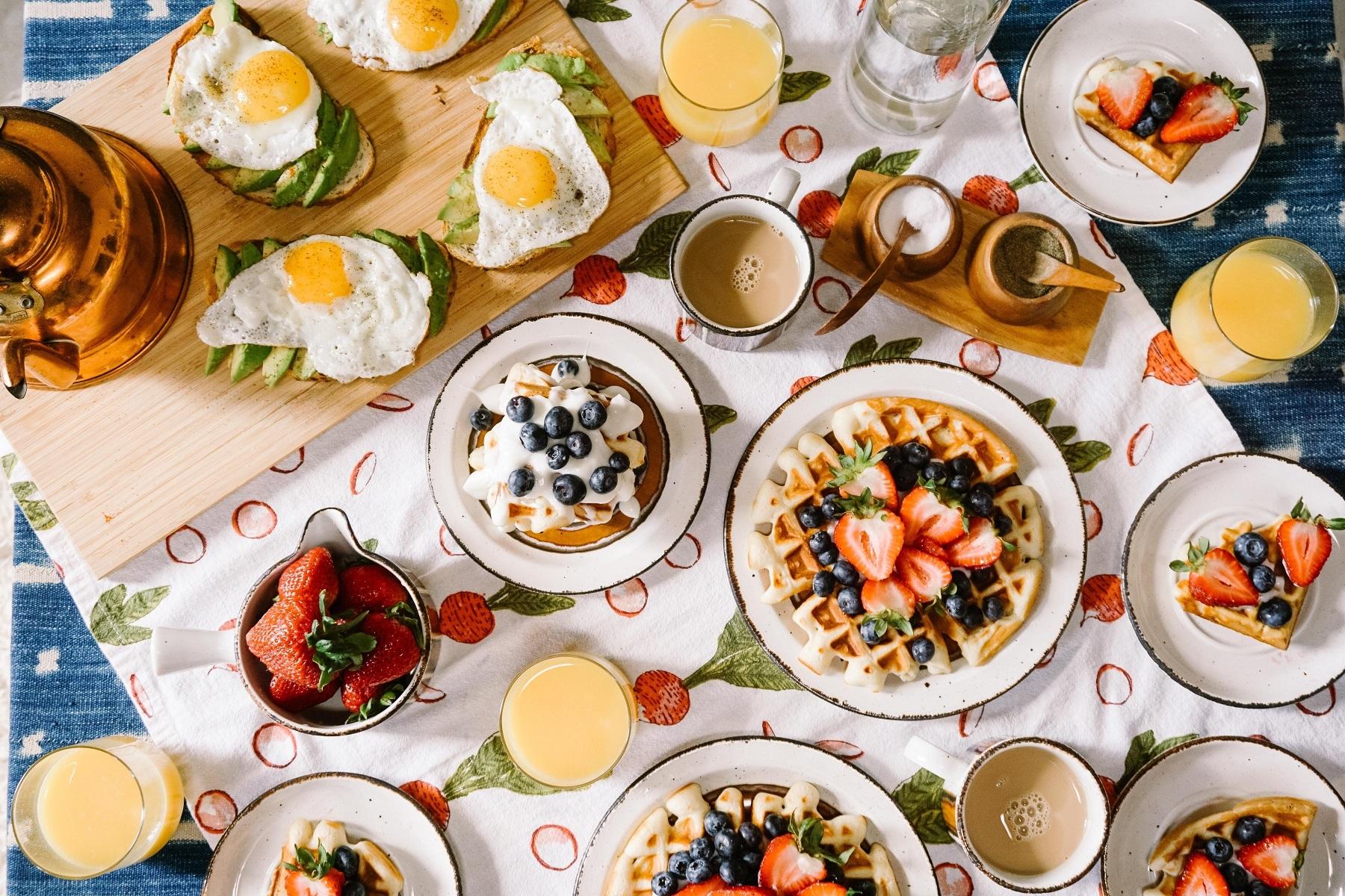 知ってる?breakfastの意味
