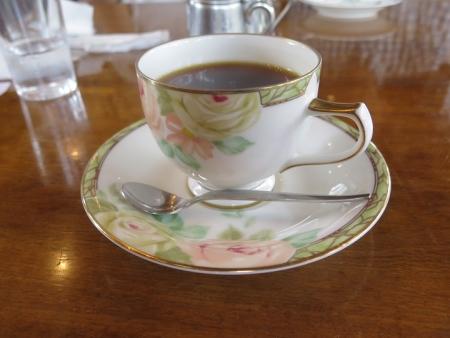 軽井沢 古月堂さん コーヒー