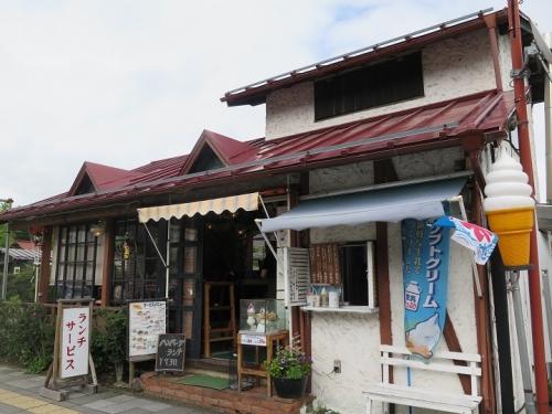 軽井沢 古月堂さん