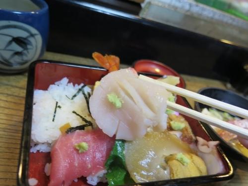 宮城 寿司ボウル ホタテ