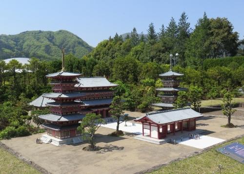 東武ワールドスクウェア《奈良》薬師寺